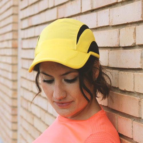 Gorra de running